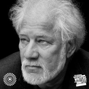 Last Chance for Tickets to Michael Ondaatje on June 4